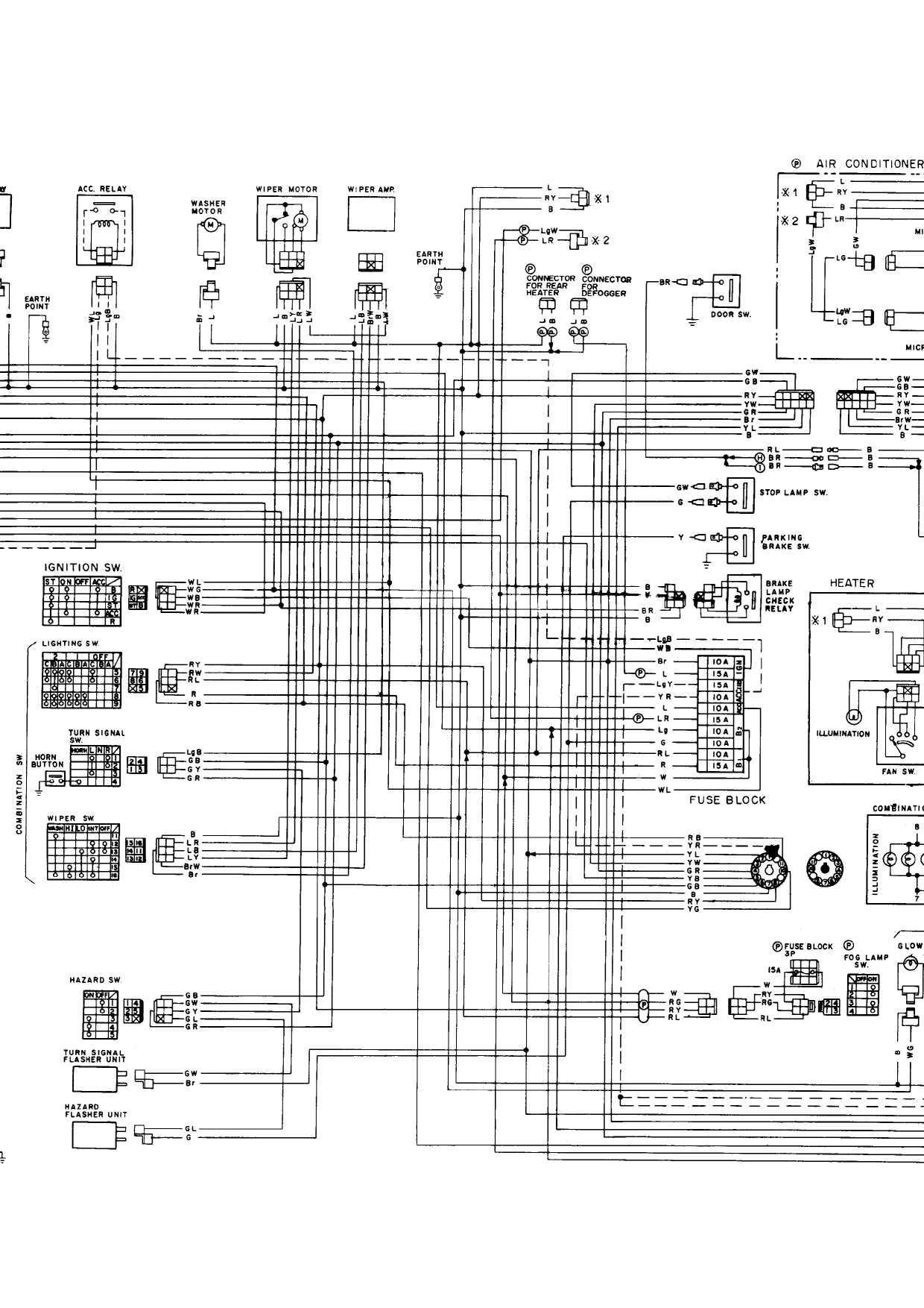 Diagram Gq Patrol Wiring Diagram Full Version Hd Quality Wiring Diagram