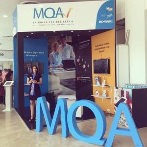 Stand MQA en Góndola2016