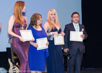 Reconocimiento como uno de los 4 Fotografos Oficiales en Miss Migrante internacional