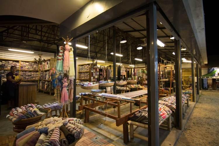 吳哥夜市 - Angkor night market
