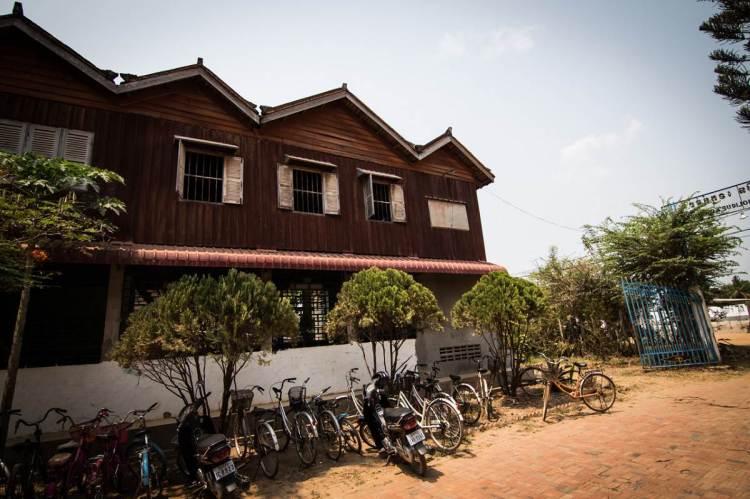 柬埔寨义工团