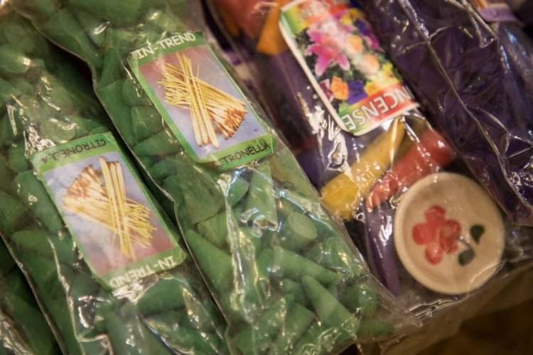 柬埔寨薰香