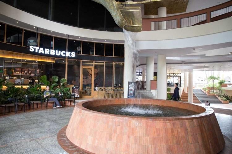 暹粒星巴克 Starbucks 咖啡