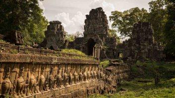 大圣剑寺 (Preah khan kampong svay)