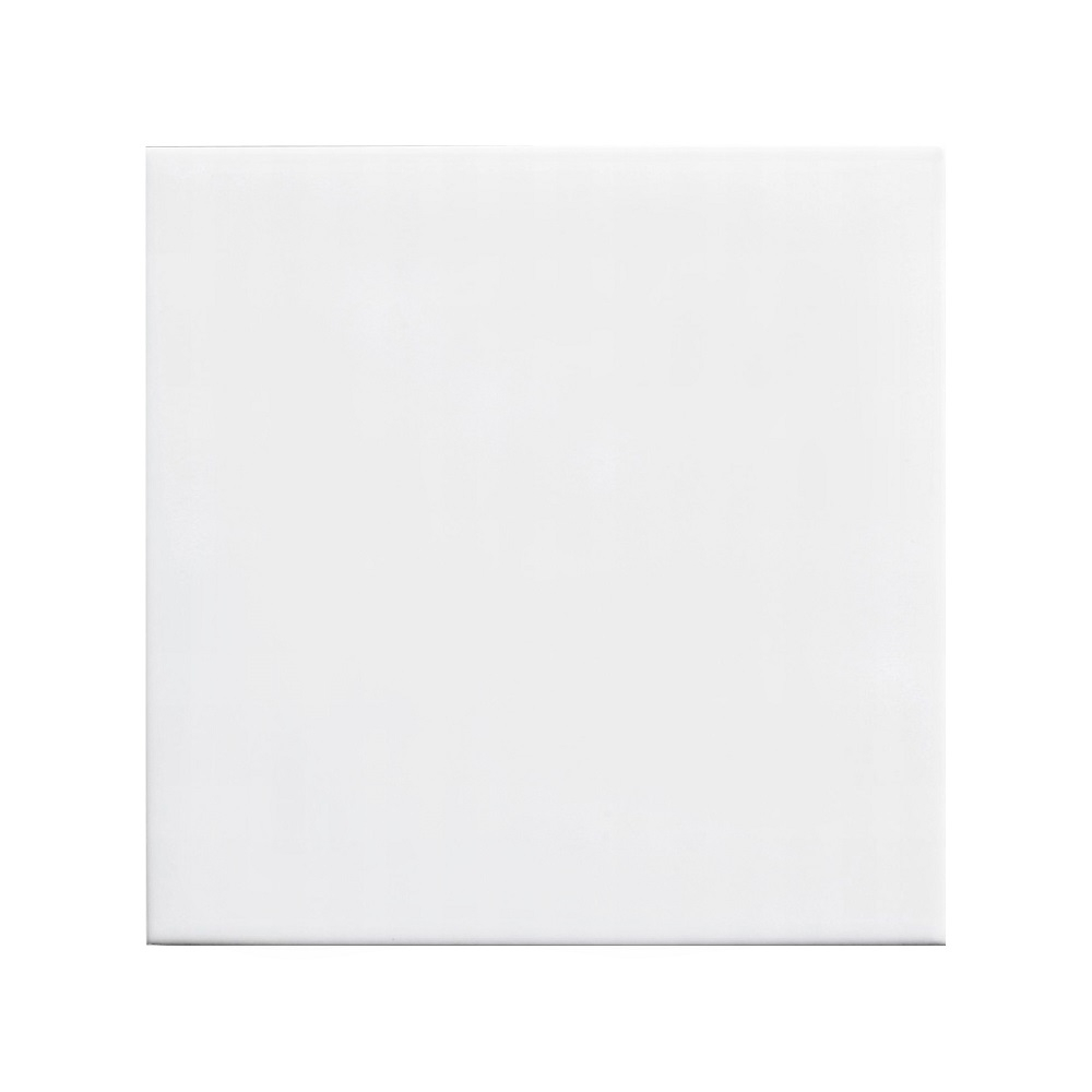 carrelage mural blanc brillant 15 x 15 x 0 6 cm 44 pieces mr bricolage