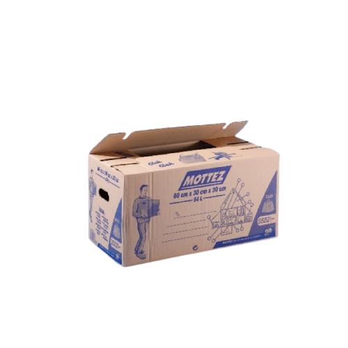 Carton De Demenagement 54 L Mottez