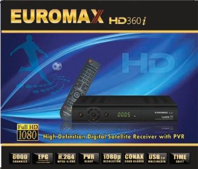Euromax HD360i Receiver