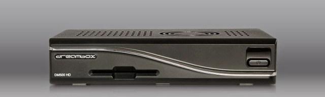Dreambox DM500 HD Satellite Receiver Software