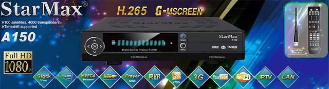 StarMax A150 Software
