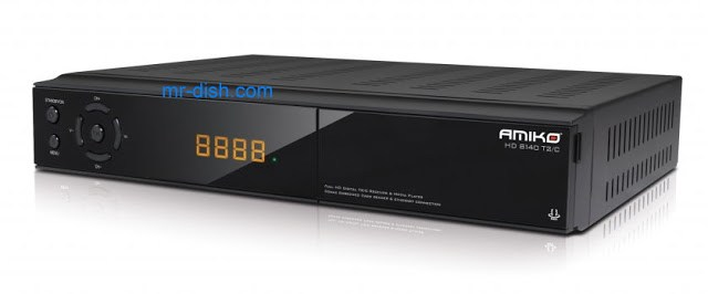 AMIKO HD8140 T2/C Software , Firmware Download
