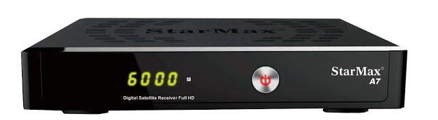 StarMax A7 HD Receiver Software, Loader, Tools