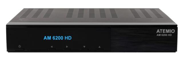 Atemio AM 6200 HD Twin Receiver Software