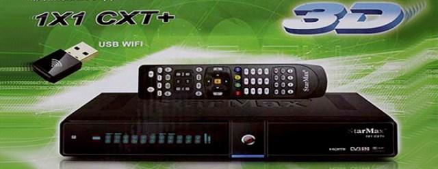 StarMax 1X1 CXT + Full HD Software, Tools