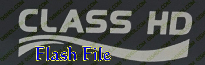 Class HD Receiver Flash File Download
