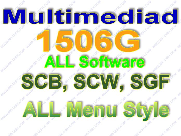 1506g Receiver All Software