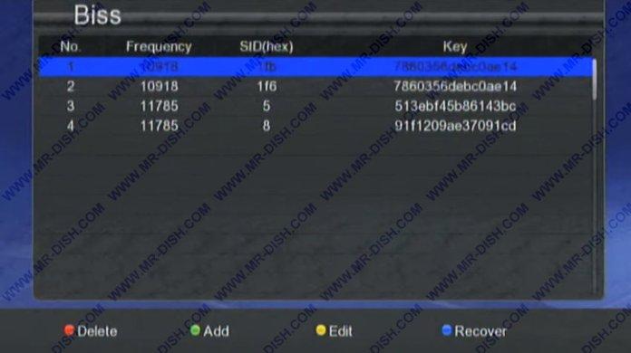 Check Biss Key