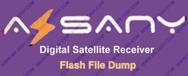 AZ SANY Satellite Receiver Flash File Dump