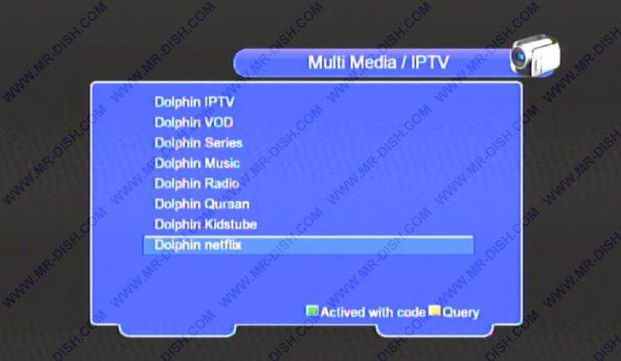 Dolphin IPTV 1506TV