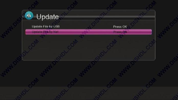 Update Gx6605S 5815