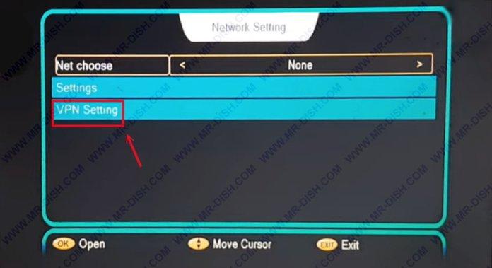 HW 102.02.015 VPN Setting