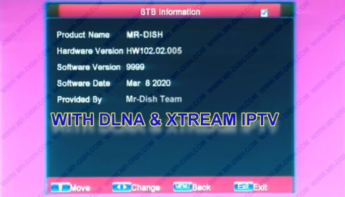 ALI3510C HW102.02.005 SOFTWARE UPDATE IPTV