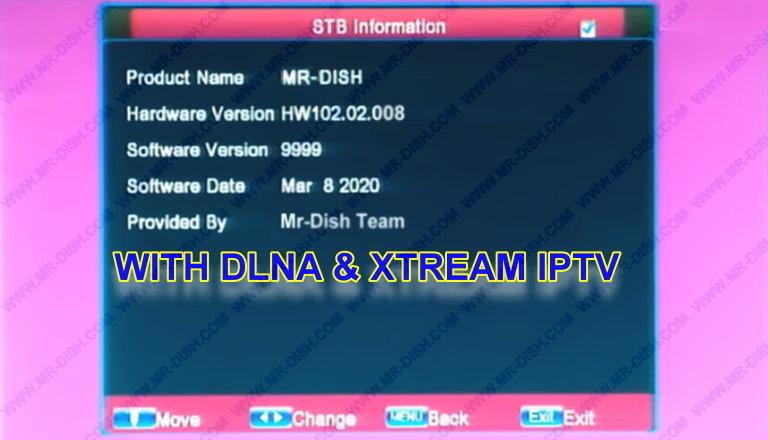 ALI3510C HW102.02.008 SOFTWARE UPDATE IPTV