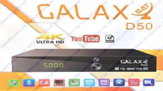 GALAXY D50 1506T SGB1 NEW SOFTWARE WITH WSCAM