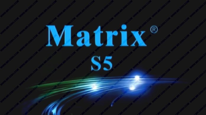 MATRIX ASH S5 1506T SGG1 NEW SOFTWARE WITH ECAST