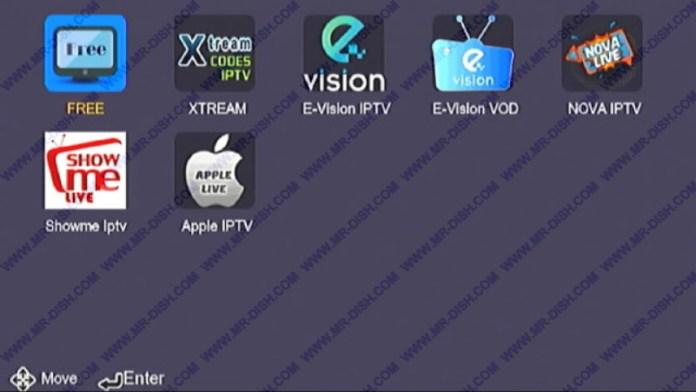 VISION STAR 777 HD NEW IPTV