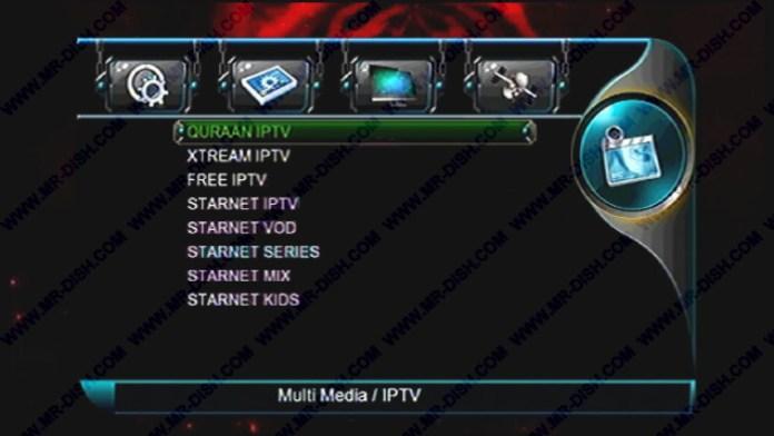 STARNET B1 MULTIMEDIA 1506T SCB4 IPTV