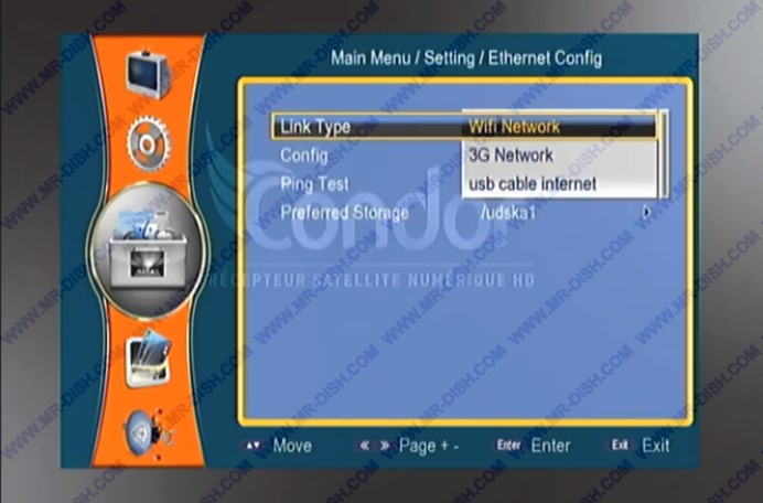 SUNPLUS 1506G 4M SCD3 Network