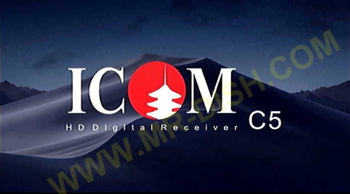 ICOM C5 1506TV NEW SOFTWARE UPDATE