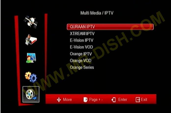 JOKER 888 1506T RECEIVER Xtreme IPTV Software