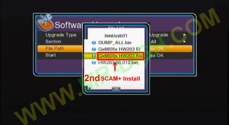 GEO NETWORK XCAM SOFTWARE Second