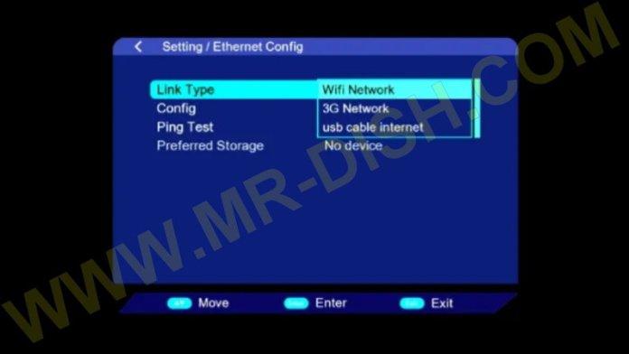 VANSTAR V8 1506FV NEW SOFTWARE Network
