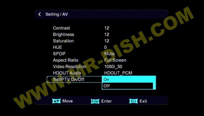 1506T 1506F 4M SEB3 SAT2 IPTV NEW Sat2iptv Option