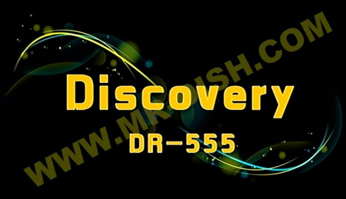 DISCOVERY DR-555 X9 1506TV 4M NEW SOFTWARE