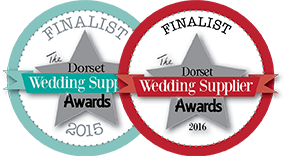 Dorset Wedding Supplier Awards Finalist