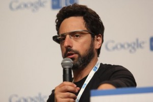 Sergey Brin explains Project ‪Google‬ Glass