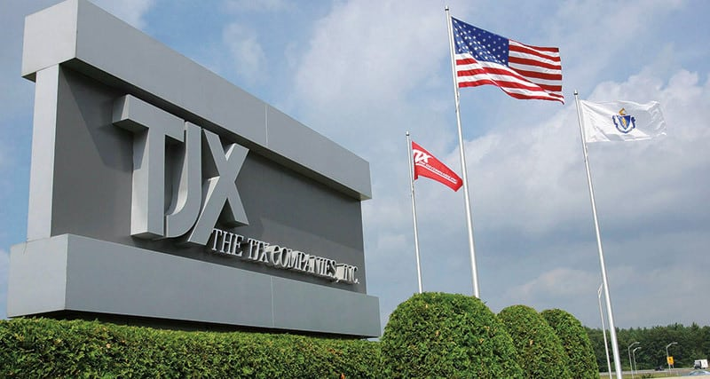 Image result for tjx companies headquarters