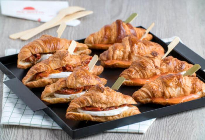 Coffret 20 Mini Croissants Salés Mr Matin