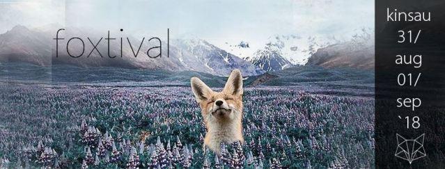 31. August 2018 – Foxtival Kinsau