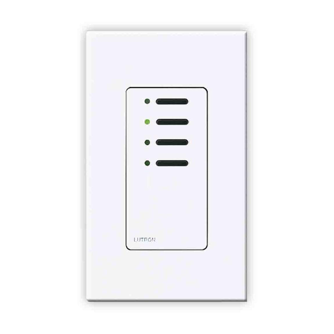 Lutron Combination Switch Plate