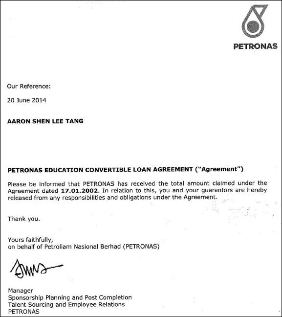 release of debt letter outstanding letter payment request debt – Release of Debt Letter
