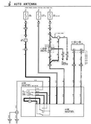 Knowledge Base  Info: MK2 Car audio wiring diagram
