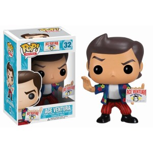 Ace Ventura Funko Pop Figure
