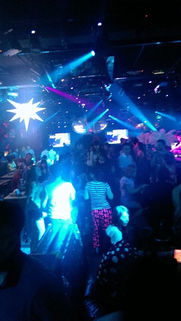 Clubbing in Beijing