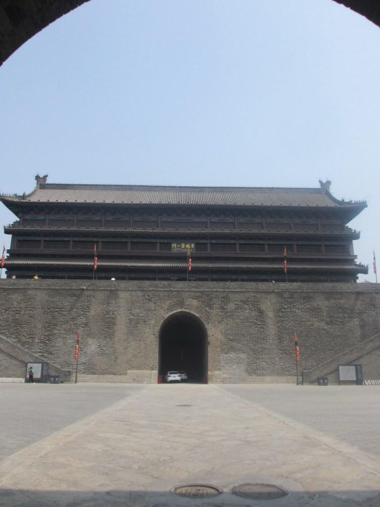North Gate - Xi'an City Walls