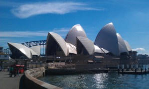 My Home City – Sydney