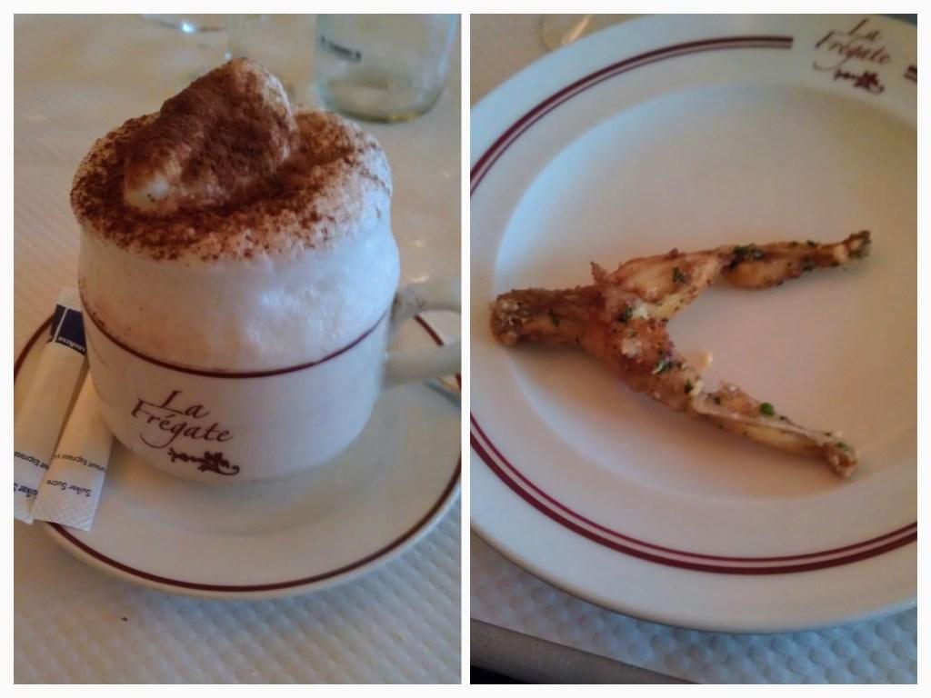 Paris 2012 - in a Cafe